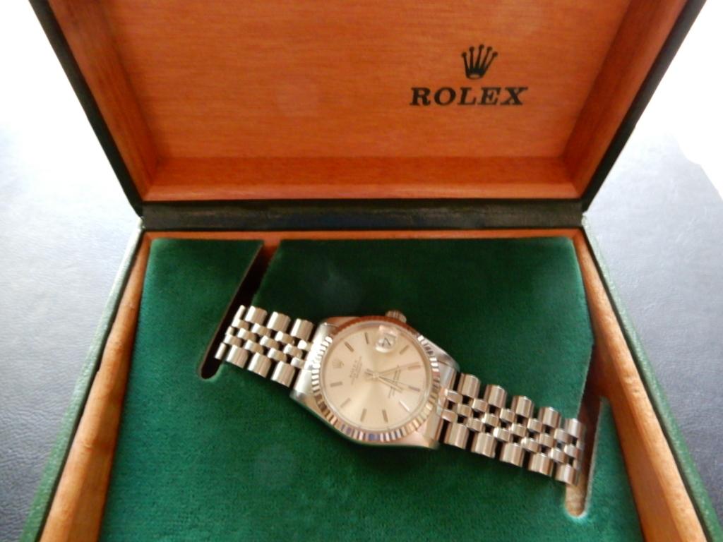 ロレックス68274ボーイズサイズ