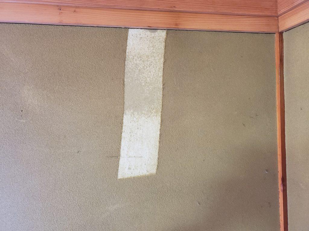 プチリフォーム 和室の砂壁にクロスを貼る方法 Diyで出来る簡単なやり方は ハウスクリーニングのサンキュー